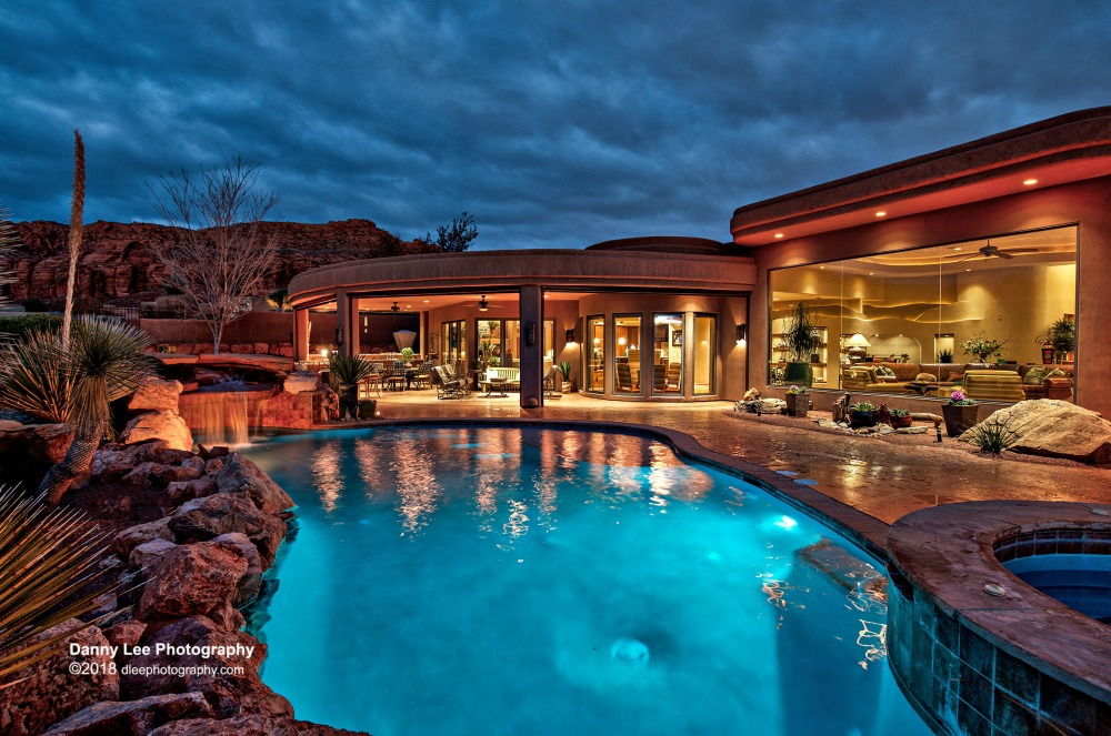Homes for Sale in The Cliffs of Snow Canyon | [Jackie Ruden ... on recapture canyon ut map, bryce canyon ut map, fremont indian state park ut map, starvation state park ut map,