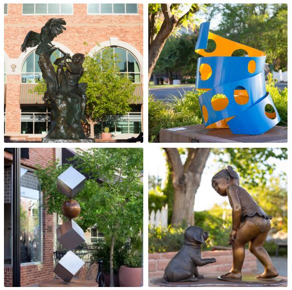 Around the Corner Foundation - Outdoor Sculpture Gallery 2018