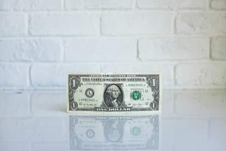 one dollar photo