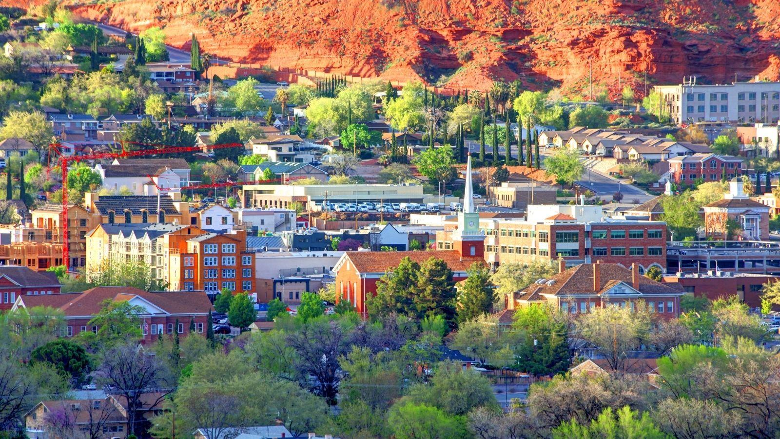 St George Utah Real Estate Market Report - January 2021